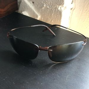 Maui Jim Olowalu Sunglasses Excellent Condition